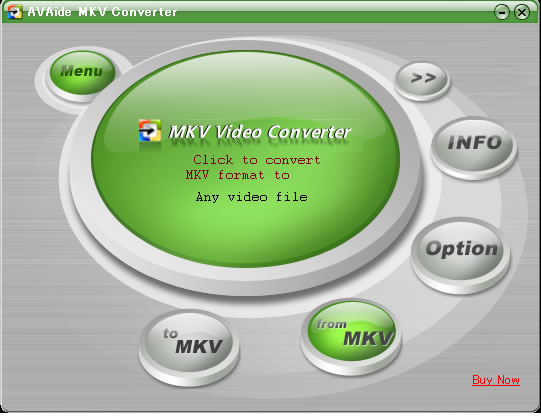Convert Video to MKV, Convert MKV to Video