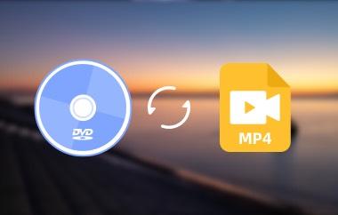 Convert DVD to MP4