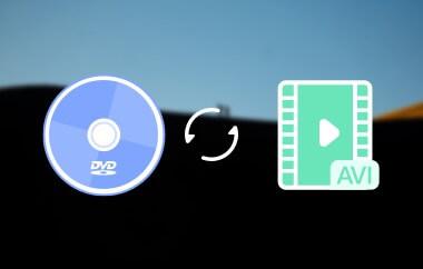 DVD to AVI Convert