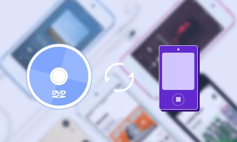 Convert DVD to iPod