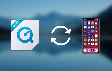 Convert MOV to iPhone