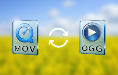 Convert MOV to OGG