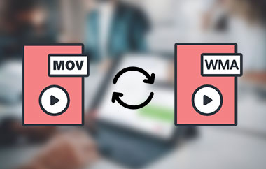 Convert MOV to WMA