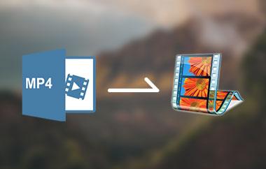 Convert MP4 in Windows Movie Maker