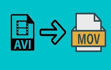 Convert AVI To MOV