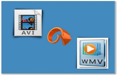 Covert AVI to WMV