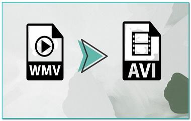 Convert WMV To AVI