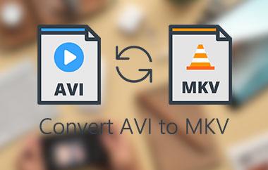 Convert AVI To MKV